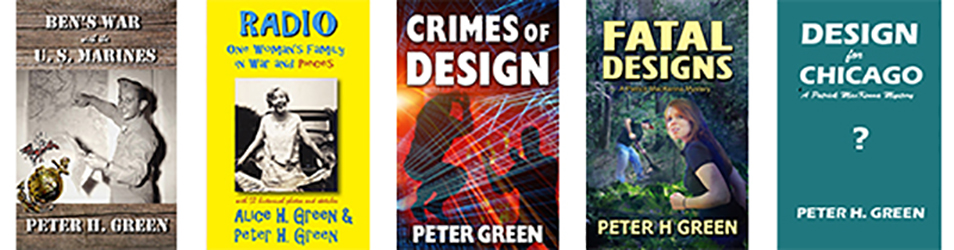 Author Peter Green