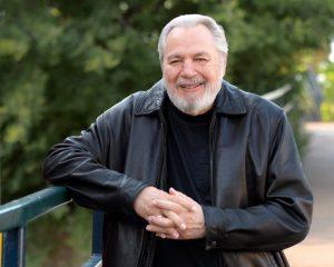 Mystery and suspense author John Lutz