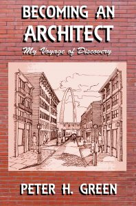 Becoming an Architect: My Voyage of Discovery, Cover image