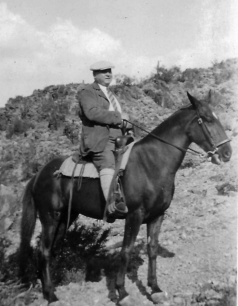Architect's memoir: my grandfather was an engineer on horseback